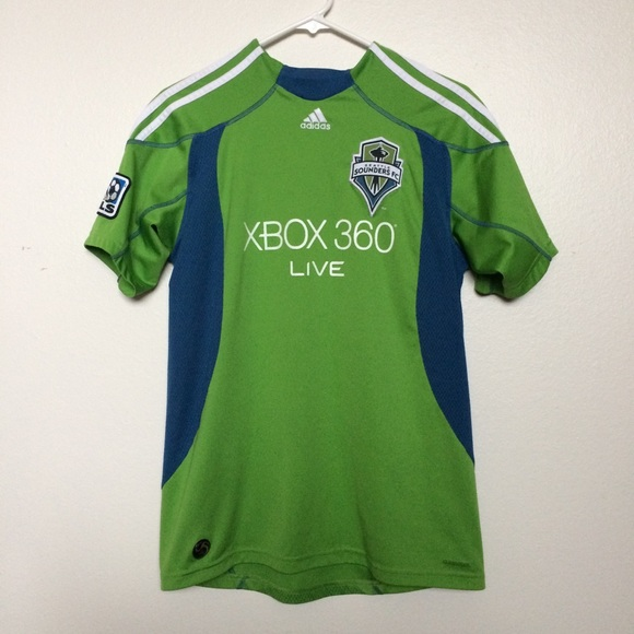 newest 149c7 c0872 Seattle Sounders Jersey